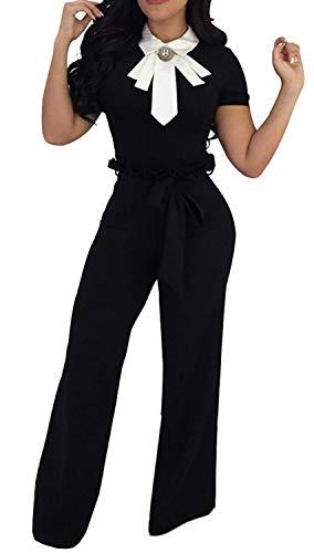HX fashion Broek Dames Lange Lente Herfst Comfortabele Maten Hoge Taille Elegante Jurk Broek Zwart Slim Fit Mode Wijde Pijpen Broek Palazzo Broek Met Riem