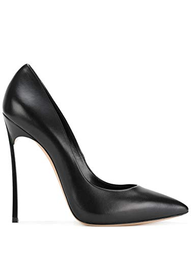 Casadei Luxury Fashion Damen 1F410D125HHDUSE9000 Schwarz Pumps | Herbst Winter 19