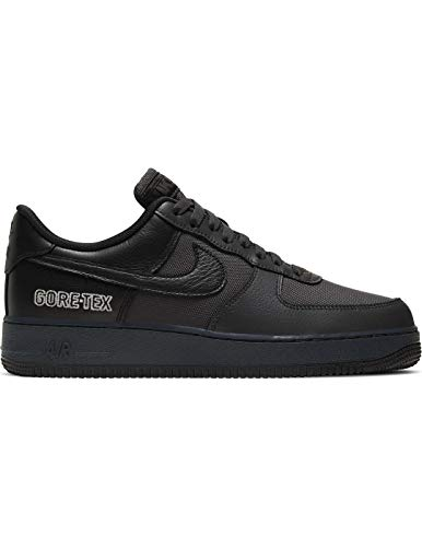Nike Air Force 1 GTX Anthracite Black Black UK 10