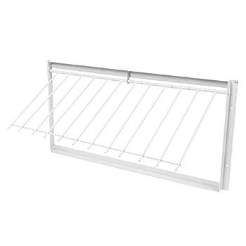 Unibell Fer Cages T-Trap Maison Porte Haute résistance for l'installation Pigeon Parrot Easy (53.5x26cm)