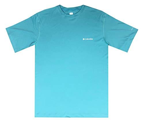 Columbia Mens River Chill Omni-Freeze Zero Athletic Crew T-Shirt