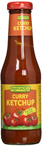 Rapunzel Ketchup Curry, 3er Pack (3 x 498 g) - Bio