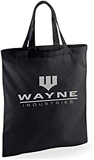Batman Wayne Industries Tote Bag