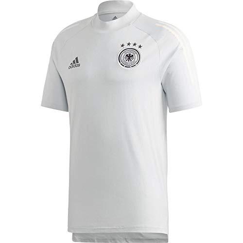 adidas Herren T-Shirt DFB Tee, Gricla, XL, FI0741