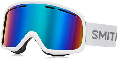 SMITH (SMIZD) Range Skibrille ohne Chroma Pop, White, Große Männer Passform