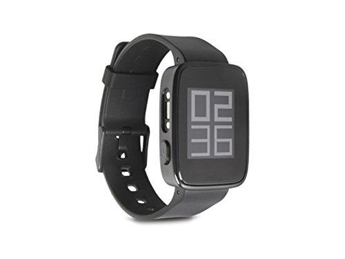 Goclever SmartWear Chronos Eco Smartwatch, Schwarz