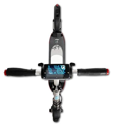 Bruni Protecteur d'écran Compatible avec eFlux Lite Two Film Protecteur, Cristal Clair Écran Protecteur (2X)
