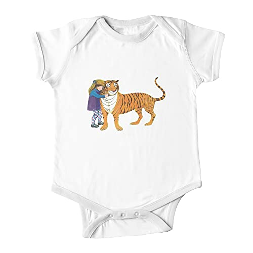 Huang El tigre que vino al té bebé de una pieza