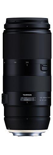 Tamron 100-400mm F/4.5-6.3 Di VC USD Objektiv für Canon schwarz