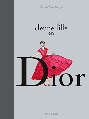 Jeune fille en Dior - tome 0 - Jeune fille en Dior