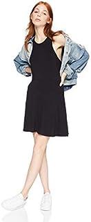 RVCA Junior's IRIS Tank Dress Black S [並行輸入品]