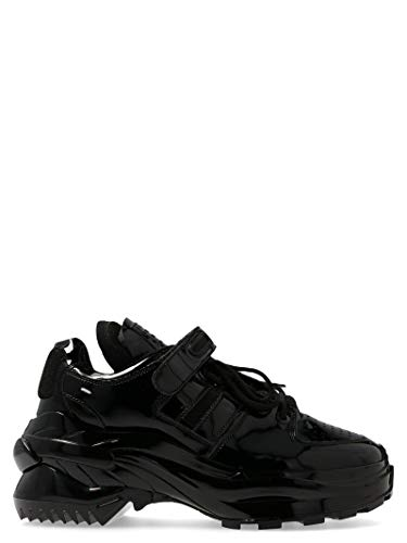 Maison Margiela Luxury Fashion Damen S39WS0037P2942T8013 Schwarz Leder Sneakers | Jahreszeit Outlet