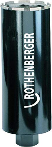 Rothenberger Diamond Core Drill Bit, High Speed Plus 62 mm Diameter (1), FF44060
