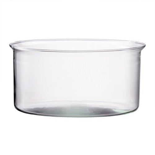 Bodum 01–4615–10–302Spare Glass Ersatzglas für Speisen 4401/46150,25l transparent