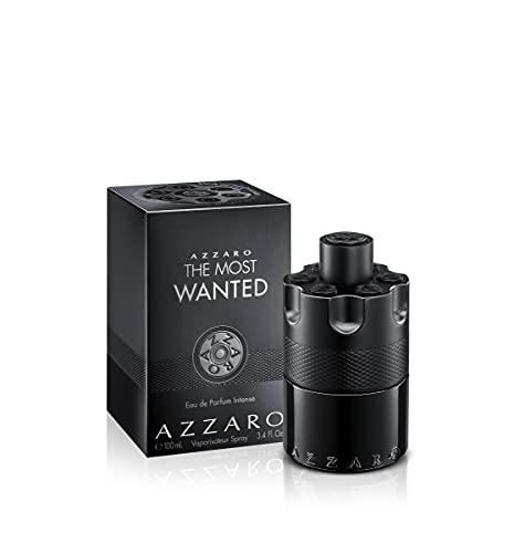 Azzaro The Most Wanted Eau de Parfum Intense   Cologne for Men   3.4 fl oz