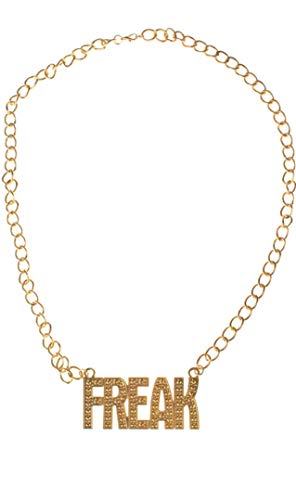 Collier freak - Taille Unique