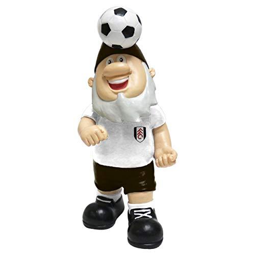Fulham Fc Football Header Garden Gnome Ornat Indoor, Outdoor