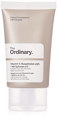 The Ordinary - Sospensione di Vitamina C 23% + Sfere di acido ialuronico 2%, 30ml