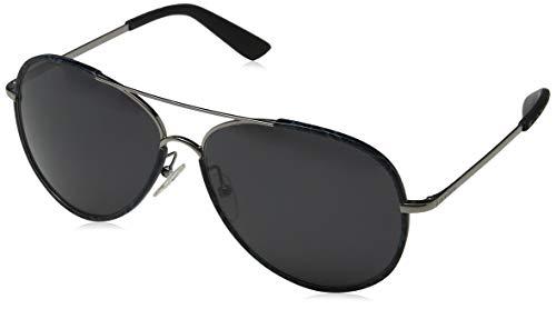 Etro ET100S 004 61 Gafas de sol, Black Grey Paisley, Unisex
