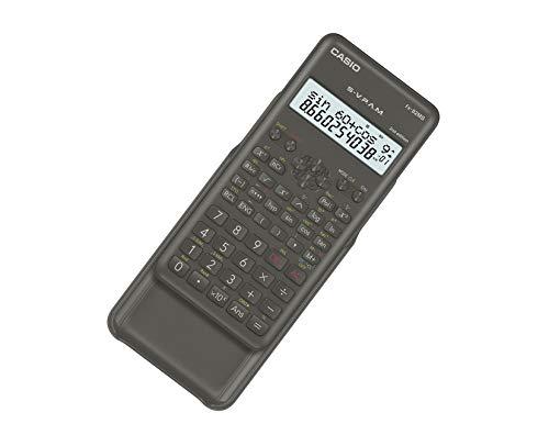 Casio FX-82MS-2 Calcolatrice Scientifica a 2 Righe con 240 Funzioni, Funzionamento a Batteria