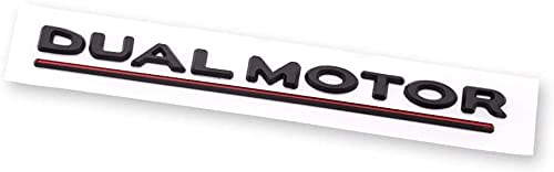 Emblema De La Parrilla Delantera Del Coche 3d, Etiqueta Engomada Del Emblema De La Insignia Del Maletero Trasero, Accesorios De Estilo Del Coche, Para Tesla Model 3