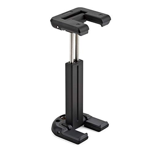 JOBY GripTight ONE Mount - Soporte universal para Smartphone e iPhone con o sin funda, color negro, JB01490-0WW