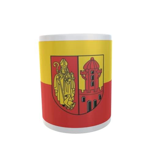 U24 Tasse Kaffeebecher Mug Cup Flagge Heek