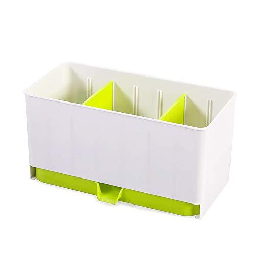 ieasycan IEASYCAN1PCS Kitchen Expandable Grid Drawer Organizer Tray Case Divider Storage Box Lyndee