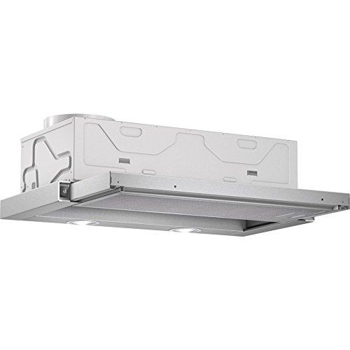 Bosch DFL064W50 Flachschirmhaube grau-metallic 60cm EEK:C
