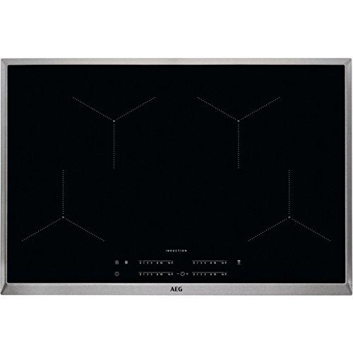 AEG IKB84431XB Integrado Con - Placa (Integrado, Con placa de inducción, Negro, 2300 W, 21 cm,...