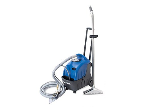 Check Out This Powr-Flite PS35ER Portable Carpet Spotter with Floor Wand, Detail Tool and 10' Hose