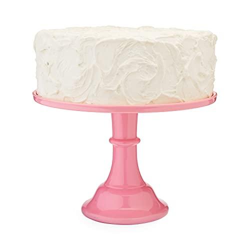 Twine Pink Melamine Cake Stand, Cupcake Stand, Home Decor, Food Service, Dessert Accessory, Pink, Set of 1