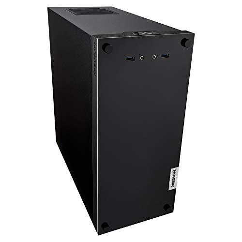 MEDION P67064 Desktop PC (Intel Core i5-10400, 16GB DDR4 RAM, 1TB PCIe SSD, NVIDIA Geforce GTX 1660 SUPER, WLAN, Win 10 Home)