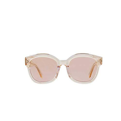 Spektre Bellucci Sonnenbrille Männer Frauen hoher Schutz rosa Made in Italy