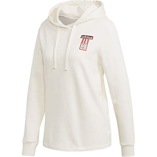 adidas Originals Adibreak Hoodie Damen weiß, M