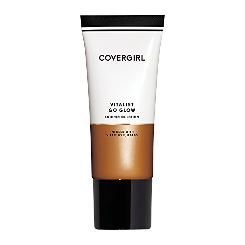 Covergirl Vitalist Go Glow Glotion in Bronze
