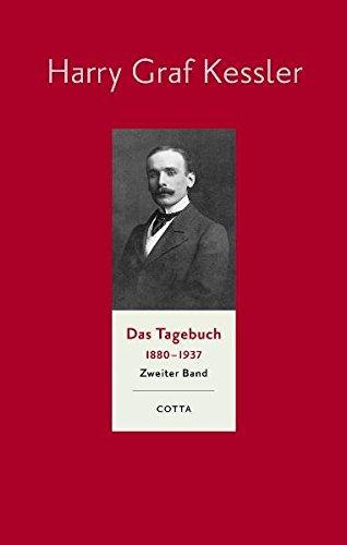 Das Tagebuch 1880 - 1937. Zweiter Band: 1892 - 1897