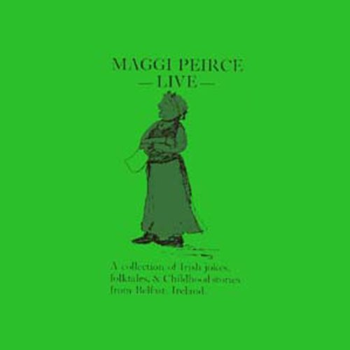 Maggi Peirce - Live audiobook cover art