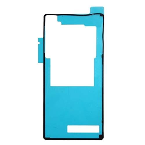 un known Cambiar Las Piezas sustituidas Jornada IPartsBuy batería Cubierta Trasera Adhesivo Pegatina for Sony Xperia Z3 / D6603 / D6653 Accesorios