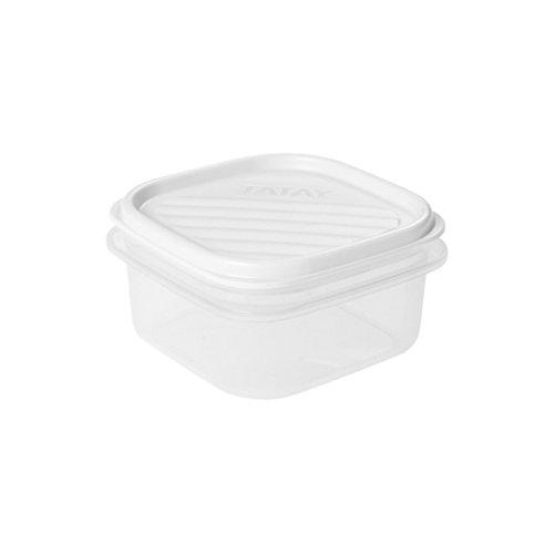 TATAY 1160201 - Contenedor de alimentos hermético cuadrado