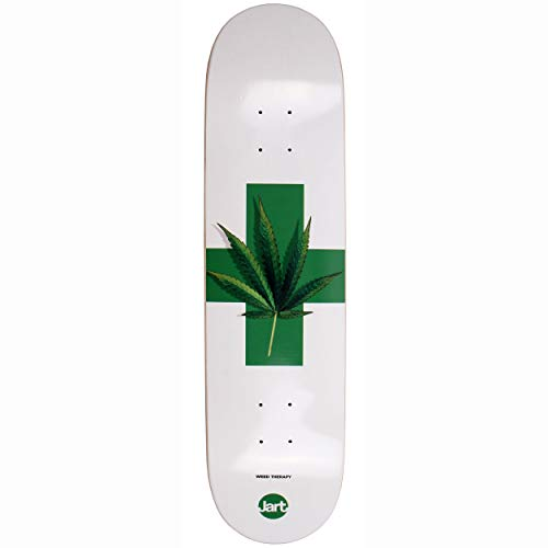 Jart Weed Therapy Skateboard-Deck