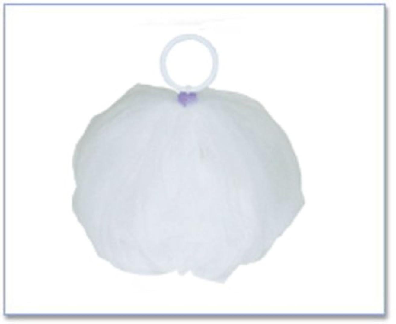 植物の直面する垂直CAC化粧品(シーエーシー) 泡立てネット(ボールタイプ)