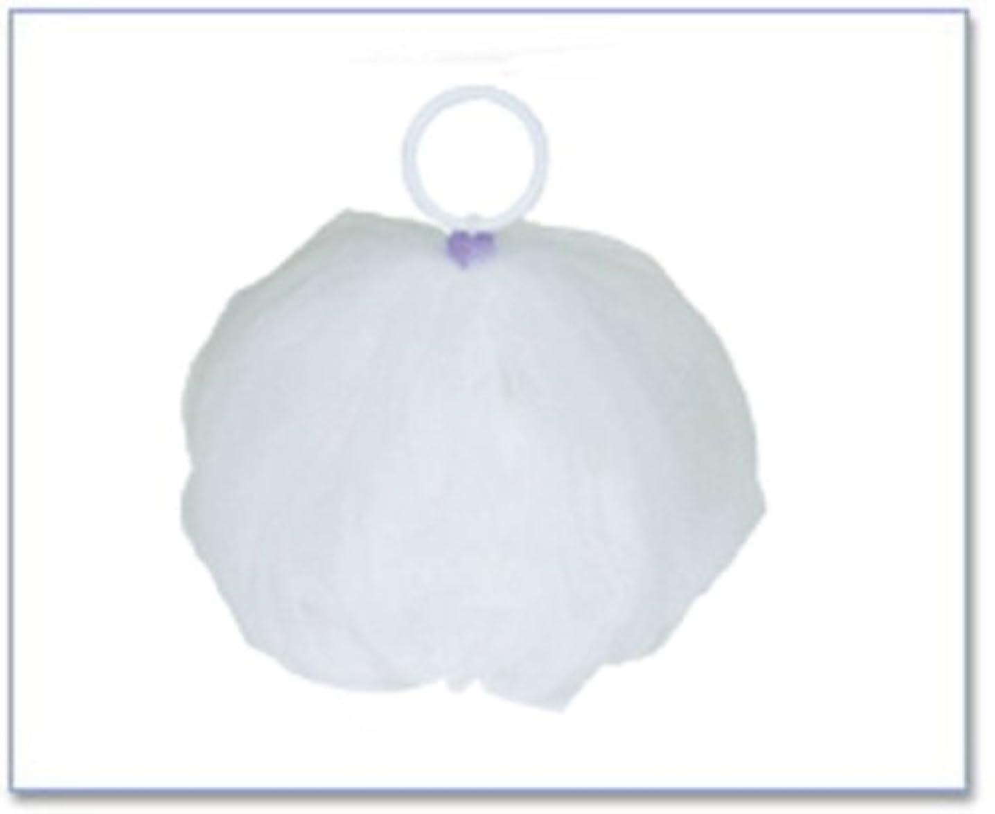 特許ベルトナチュラルCAC化粧品(シーエーシー) 泡立てネット(ボールタイプ)