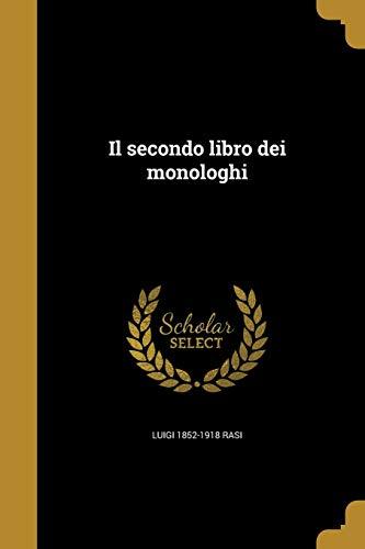Il secondo libro dei monologhi