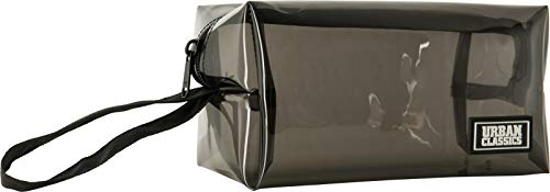 Urban Classics Trousse de Toilette Transparent 20 cm