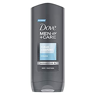 Dove Men+Care Clean Comfort Body wash 400 ml, Pack of 3 (B00J4LG7AI) | Amazon price tracker / tracking, Amazon price history charts, Amazon price watches, Amazon price drop alerts