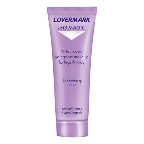 Covermark Leg Magic fondotinta waterproof per gambe e corpo, 50ml