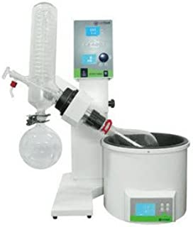2L Rotary Evaporator with Built-in Vacuum Controller