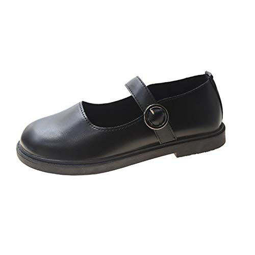 Zapatos Mary Jane para Mujer, Zapatos de Vestir Lolita Antideslizantes, Bonitos Zapatos de Corte para Fiesta