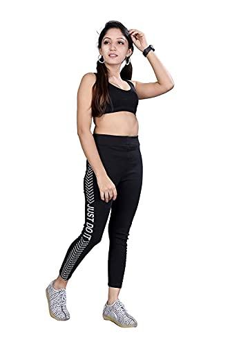 ZUCLLIN®️ Women's Gym wear Leggings Ankle Length Free Size Combo...